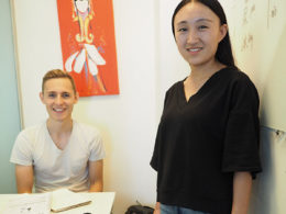 Çin'de Çince öğrenmek