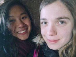 Jocelyn ve Katrin Çin'i keşfediyor