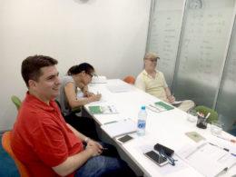 Şanghay'da Çince Öğrenin-Küçük Grup Dersleri