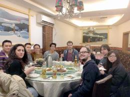 LTL Şanghay'da Çarşamba akşam yemeği