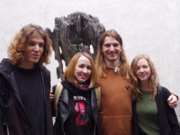 Şanghay'da geziye giden öğrencilerimiz
