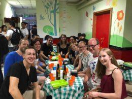 Hai Di Lao Hot Pot Pekin'de öğrenci akşamı