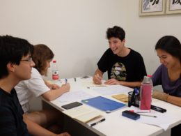 LTL Şanghay'da Çince dersleri