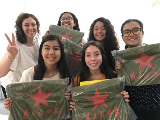Çince öğrenmek-Çin'e Okul Gezisi
