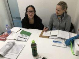 LTL Şanghay'da Çince kursu