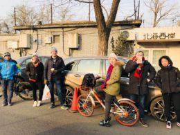 Pekin öğretmenleri ve ekibi keşfediyor