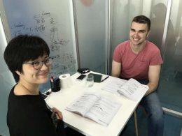 Şanghay'da birebir özel Çince dersi