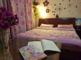 Aile Yanı Konaklama Pekin yatak odası