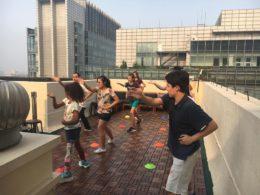 LTL Pekin Çatısında aktiviteler