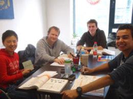 Şanghay Küçük Grup Çince Dersleri