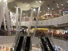 Şanghay'ın büyük alışveriş merkezleri