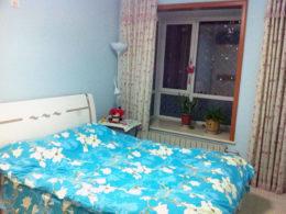 Aile Yanı Konaklama yatak odası