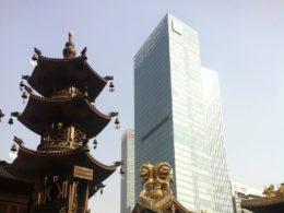 Şanghay LTL okulunun çevresi