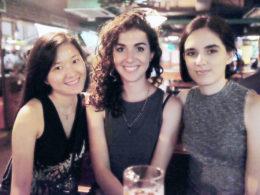 Şanghay'da LTL öğrencileri