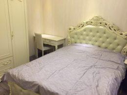 Şanghay dairelerinde rahat yataklar
