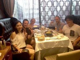 Pekin'de Kısa Dönem Çince Kursu-Güçlü öğrenci-öğretmen ilişkileri