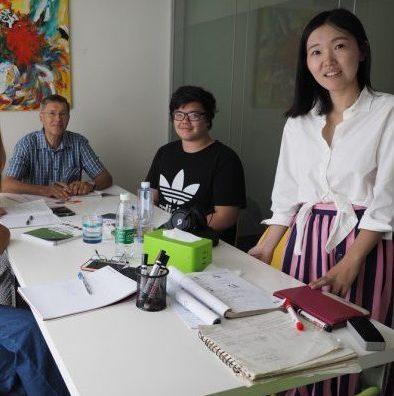 Şanghay'da Çince Dil Kursları |
