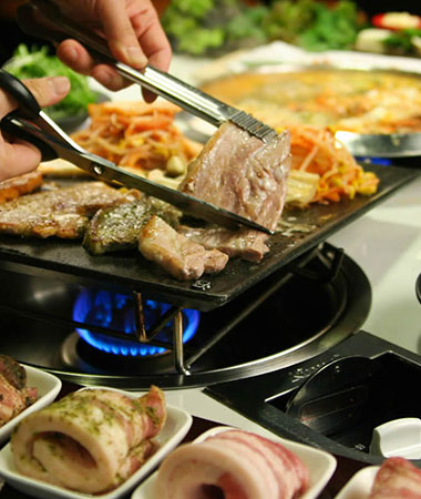Kore Usulü Barbekü