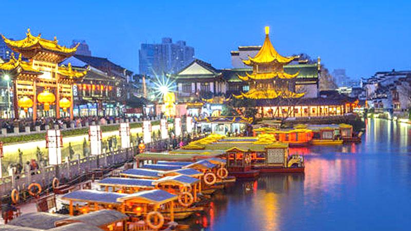 Nanjing Haftasonu Gezisi