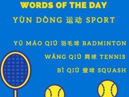 Çince Sporlar