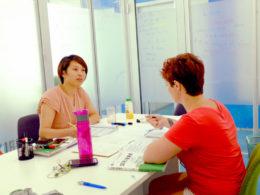 Şanghay'da Çince dersleri