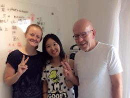 Lucy Öğretmenimiz ile Pekin'de Çince Öğrenmek