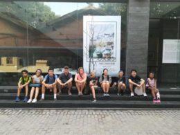 Pekin'de yaz kampı