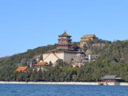 Pekin'de Yaz Sarayı