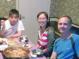 Aile ile akşam yemeği