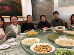 Şanghay'da lezzetli yemekler
