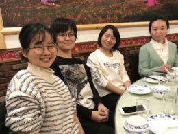 Şanghay'da yemek