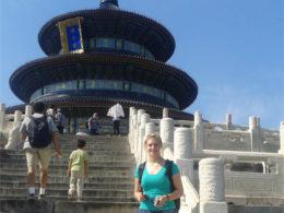 Çin'de gezi